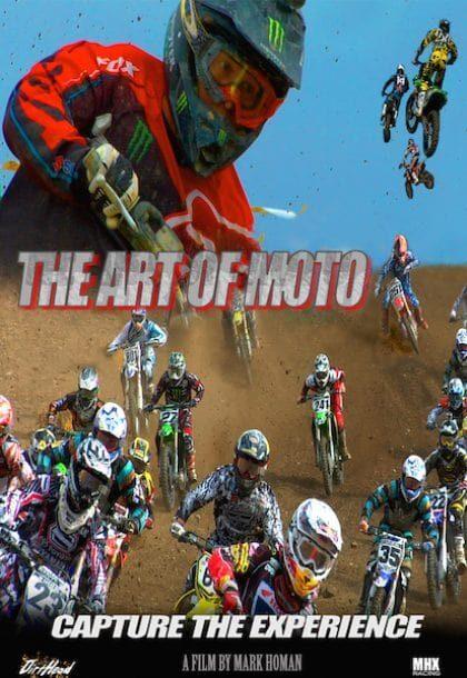 The Art of Moto Film Poster